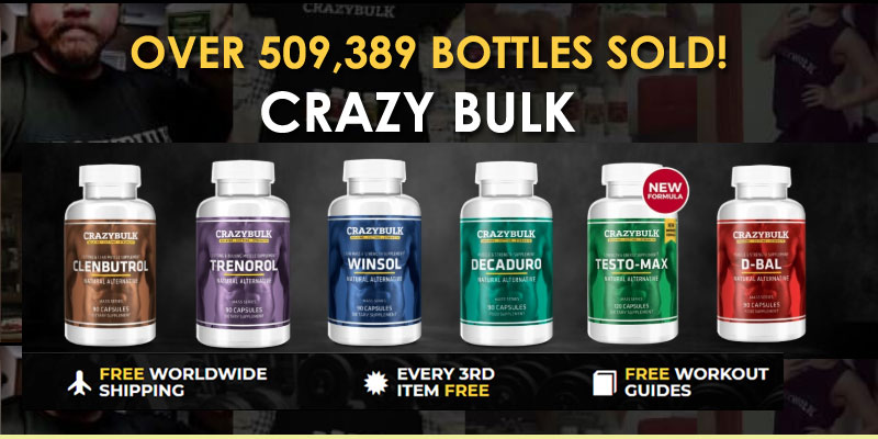 crazy bulk legal steroid supplements