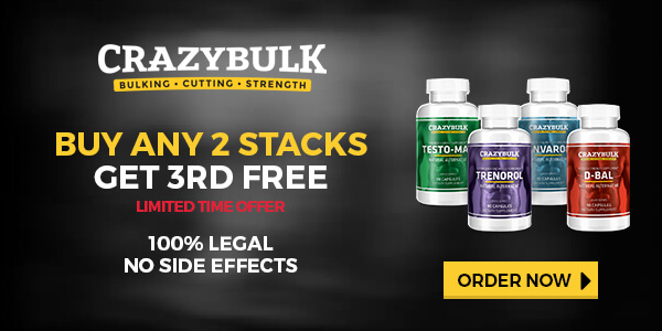 Buy Crazy Bulk Legal steroids at GNC