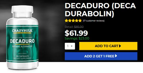 Buy Decaduro Pills