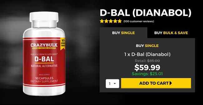 Buy Dianabol steroids