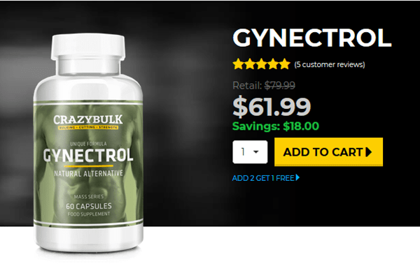 Buy Gynectrol from official website