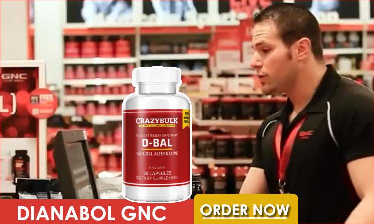 Buy Dianabol at GNC