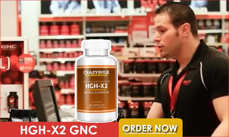 HGH-X2 GNC