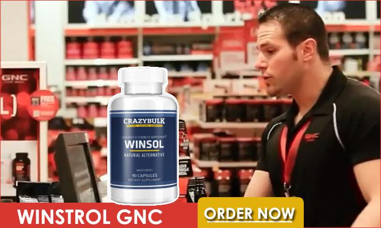 Buy Winstrol at GNC