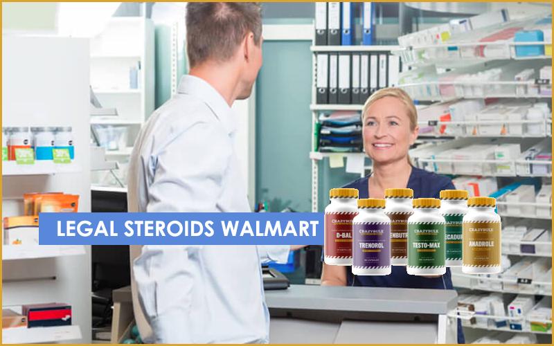 legal steroids walmart